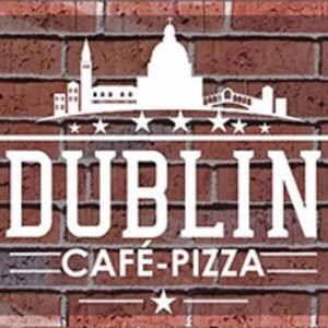 Логотип ресторана 'DUBLIN cafe-pizza' | FoodGo.kz